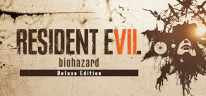 [Cover] Resident Evil 7 - Deluxe Edition