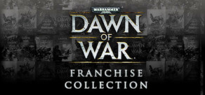[Cover] Warhammer 40.000: Dawn of War - Franchise Pack