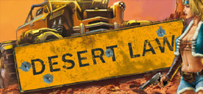 [Cover] Desert Law