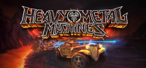 [Cover] Heavy Metal Machines