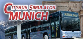 [Cover] Munich Bus Simulator