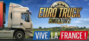 [Cover] Euro Truck Simulator 2 - Vive la France