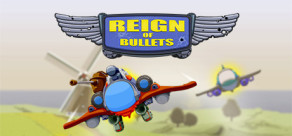 [Cover] Reign of Bullets