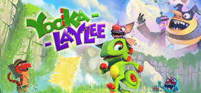 [Cover] Yooka-Laylee