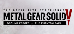 [Cover] METAL GEAR SOLID V: The Definitive Experience