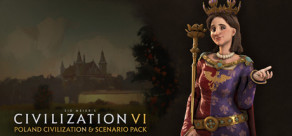 [Cover] Sid Meier's Civilization VI - Poland Civilization & Scenario Pack