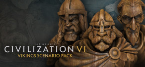 [Cover] Sid Meier's Civilization VI - Vikings Scenario Pack