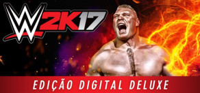 [Cover] WWE 2K17 Deluxe