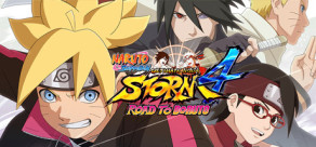 [Cover] Naruto Storm 4: Road to Boruto Expansion