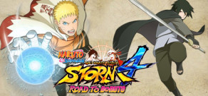 [Cover] NARUTO SHIPPUDEN: Ultimate Ninja STORM 4 - Road to Boruto