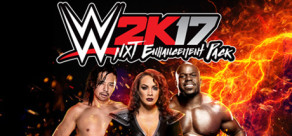 [Cover] WWE 2K17 - NXT Enhancement Pack