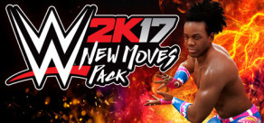 [Cover] WWE 2K17 - New Moves Pack