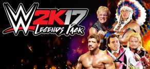 [Cover] WWE 2K17 - Legends Pack
