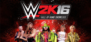 [Cover] WWE 2K17 - Hall of Fame Showcase