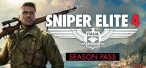 [Cover] Sniper Elite 4 - Season Pass