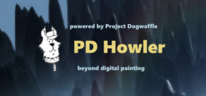 [Cover] PD Howler 9.6 Digital Painter and Visual FX box