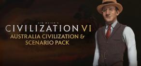 [Cover] Sid Meier's Civilization VI - Australia Civilization & Scenario Pack