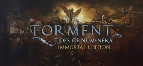 [Cover] Torment: Tides of Numenera - Immortal Edition