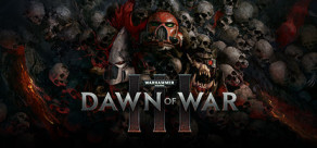 [Cover] Warhammer 40.000: Dawn of War III