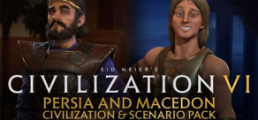 [Cover] Sid Meier's Civilization VI - Persia and Macedon Civilization & Scenario Pack