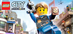 [Cover] LEGO City Undercover