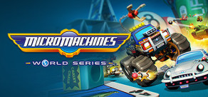 [Cover] Micro Machines World Series