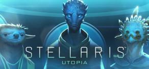 [Cover] Stellaris: Utopia