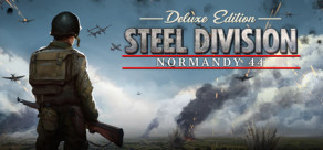 [Cover] Steel Division: Normandy 44 - Deluxe Edition