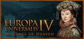 [Cover] Europa Universalis IV: Mandate of Heaven