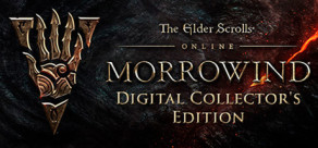 [Cover] The Elder Scrolls Online - Morrowind - Digital Collector's Edition Upgrade