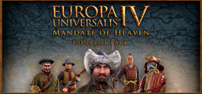 [Cover] Europa Universalis IV: Mandate of Heaven Content Pack