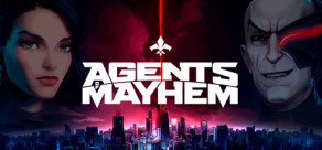 [Cover] Agents of Mayhem
