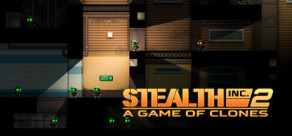 [Cover] Stealth Inc 2: A Game of Clones