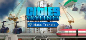 [Cover] Cities: Skylines - Mass Transit