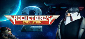 [Cover] Rocketbirds 2 Evolution