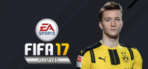 [Cover] FIFA 2017 - 2 Pack