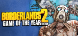 [Cover] Borderlands 2 Game of the Year Edition
