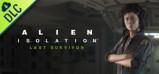 [Cover] Alien: Isolation - Last Survivor