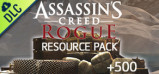Assassin's Creed Rogue - Time Saver: Resource Pack
