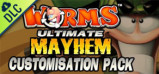 [Cover] Worms Ultimate Mayhem - Customisation Pack