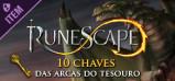 RuneScape - 10 Chaves das Arcas do Tesouro