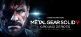[Cover] Metal Gear Solid V: Ground Zeroes