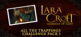 [Cover] Lara Croft GoL: All the Trappings - Challenge Pack 1