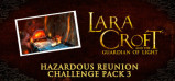 [Cover] Lara Croft GoL: Hazardous Reunion - Challenge Pack 3