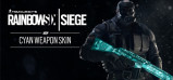[Cover] Tom Clancy's Rainbow Six - SIEGE: Cyan