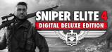 [Cover] Sniper Elite 4 - Deluxe Edition
