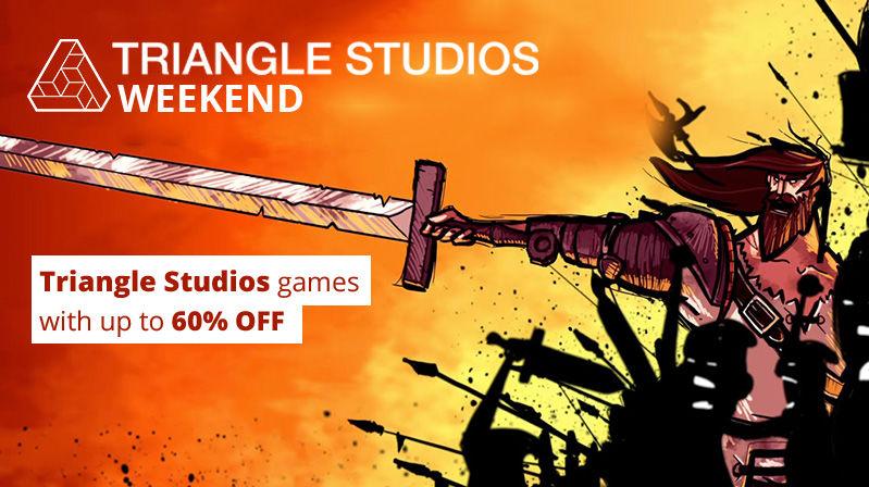 Triangle Studios Weekend