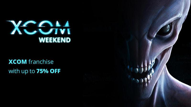 XCOM Weekend