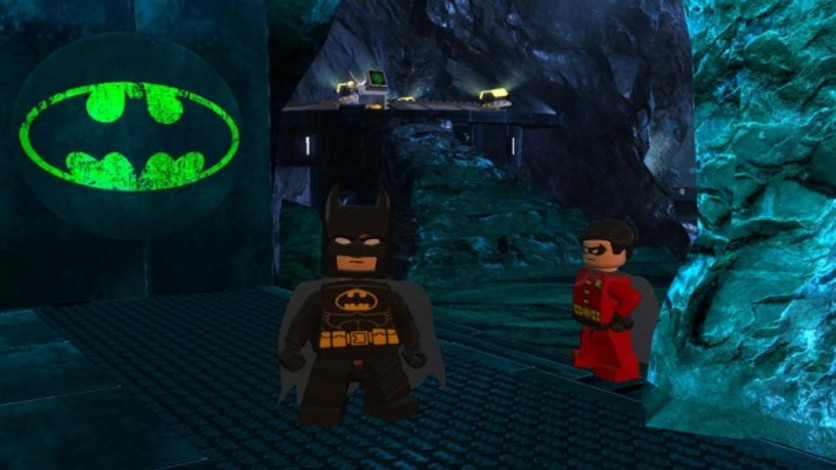 Screenshot 6 - LEGO Batman 2: DC Super Heroes
