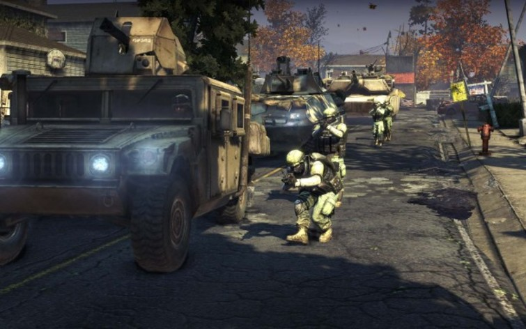Screenshot 8 - Homefront